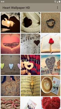 Heart Wallpaper screenshot 2