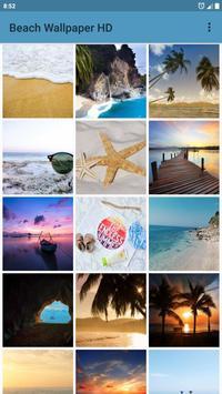Beach Wallpaper screenshot 1