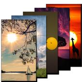 Sun Wallpaper icon