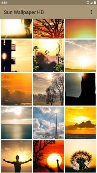 Sun Wallpaper screenshot 2