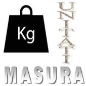 Measurement units icon