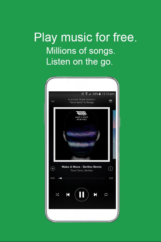 Free Music Spotify Tips for Android - APK Download