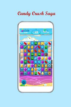 Tips for Candy Crush Saga poster