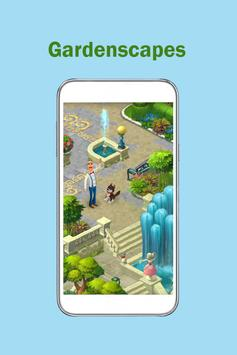 Guide Gardenscapes New poster