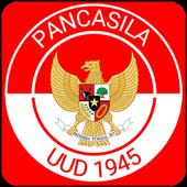 Butir-butir Pancasila dan UUD 1945 icon