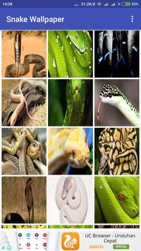 Snake Wallpaper apk screenshot
