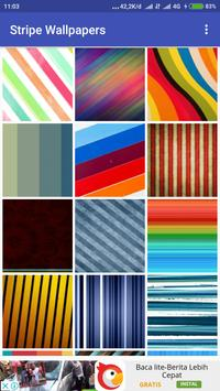 Stripe Wallpapers poster