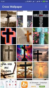 Cross Wallpaper poster