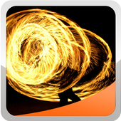 Fire Wallpaper icon