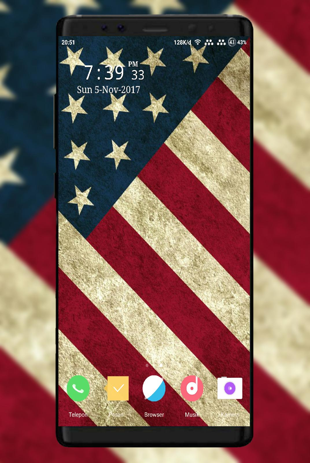 Usa Flag Wallpaper For Android Apk Download