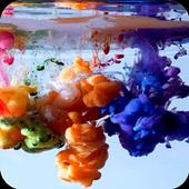 Colorful Smoke Wallpapers icon
