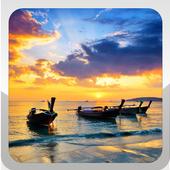 Sunset HD Wallpaper icon