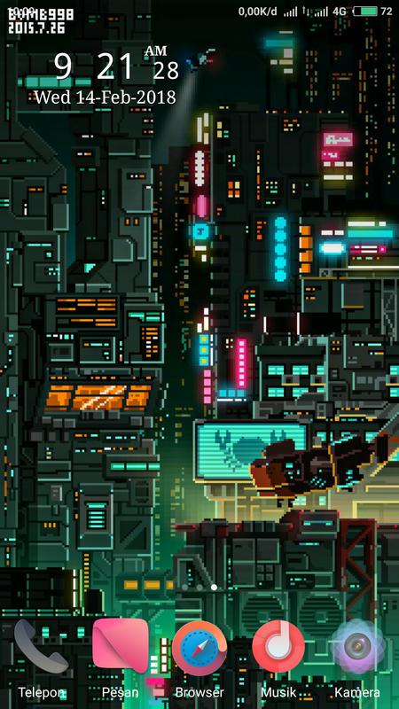 Pixel City Art Wallpaper For Android Apk Download