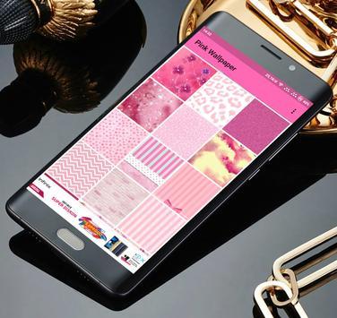 Pink Wallpaper screenshot 2