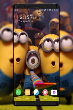 Minnion Wallpaper screenshot 1