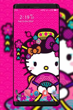 Hi Kitty Wallpapers screenshot 1