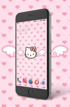 Hi Kitty Wallpaper screenshot 3