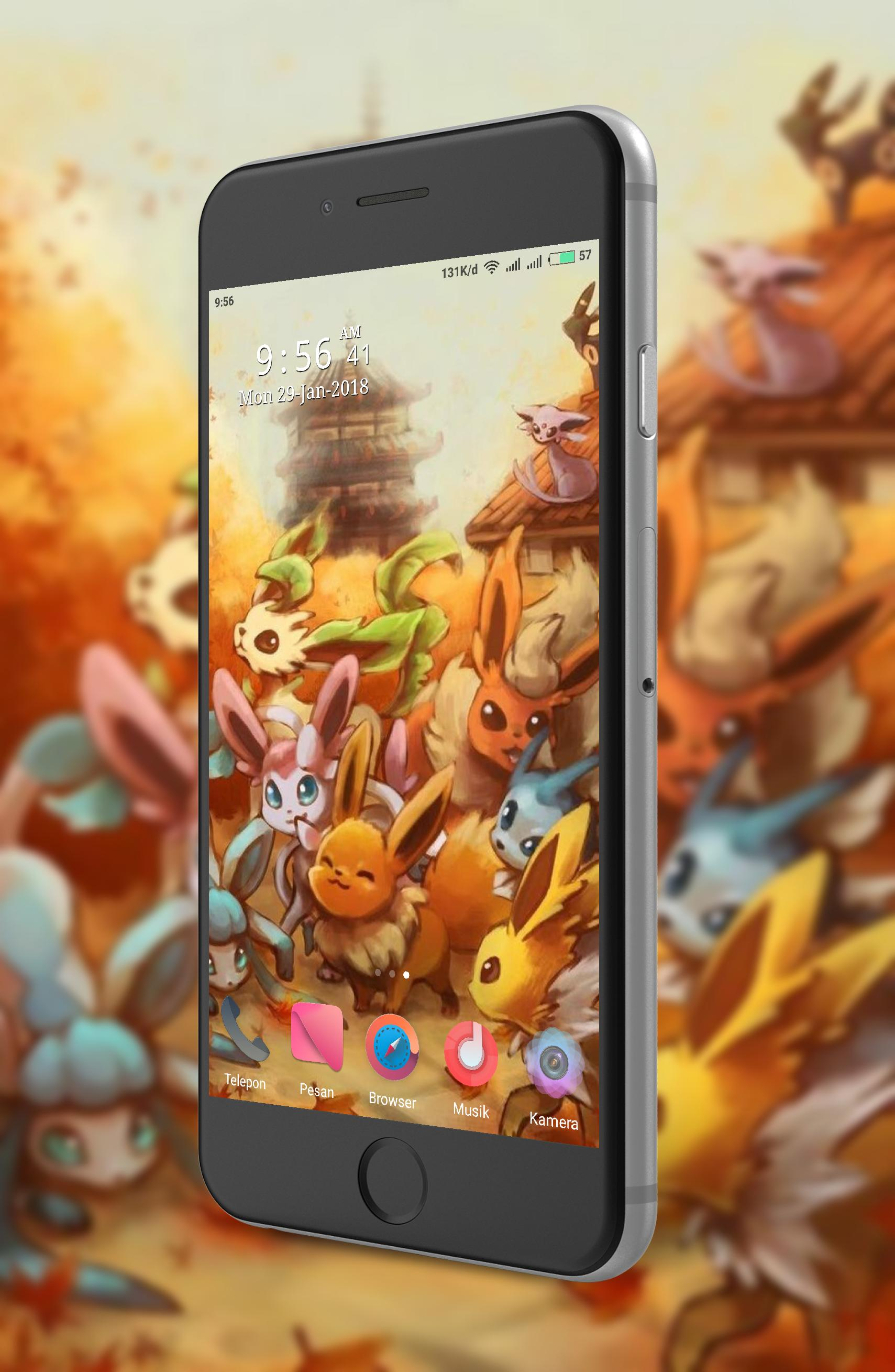 Eevee Evolution Wallpaper for Android - APK Download