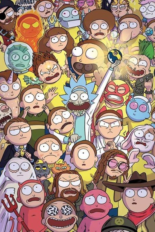 rick and morty wallpaper hd 4k for android apk download
