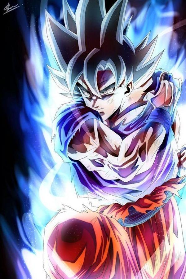 Ultra Instinct Son Goku Wallpaper Hd For Android Apk Download