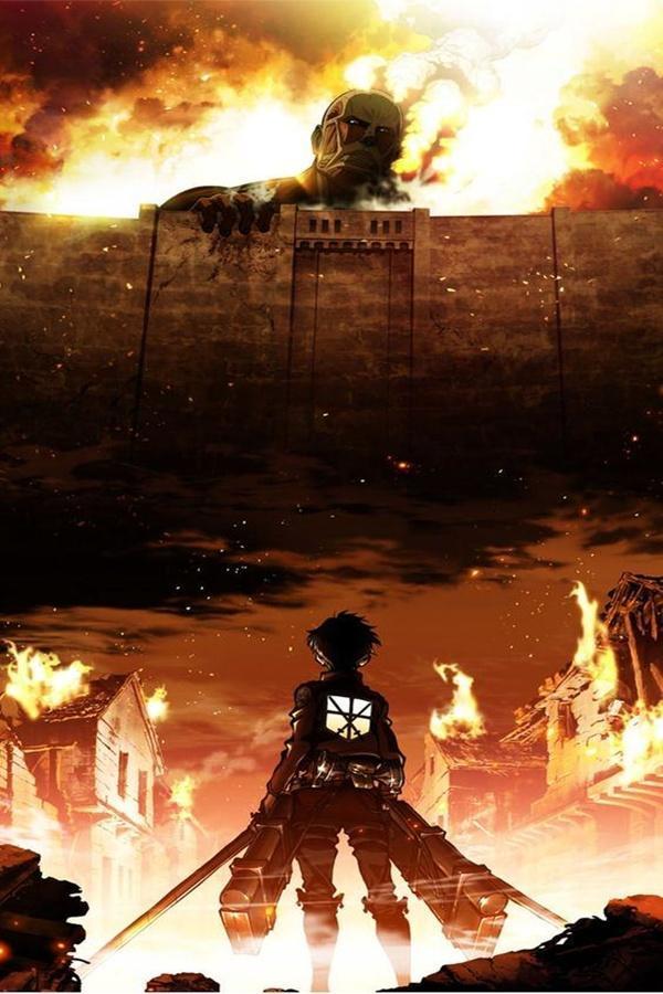 Download 400 Wallpaper Android Hd Shingeki No Kyojin HD Paling Keren