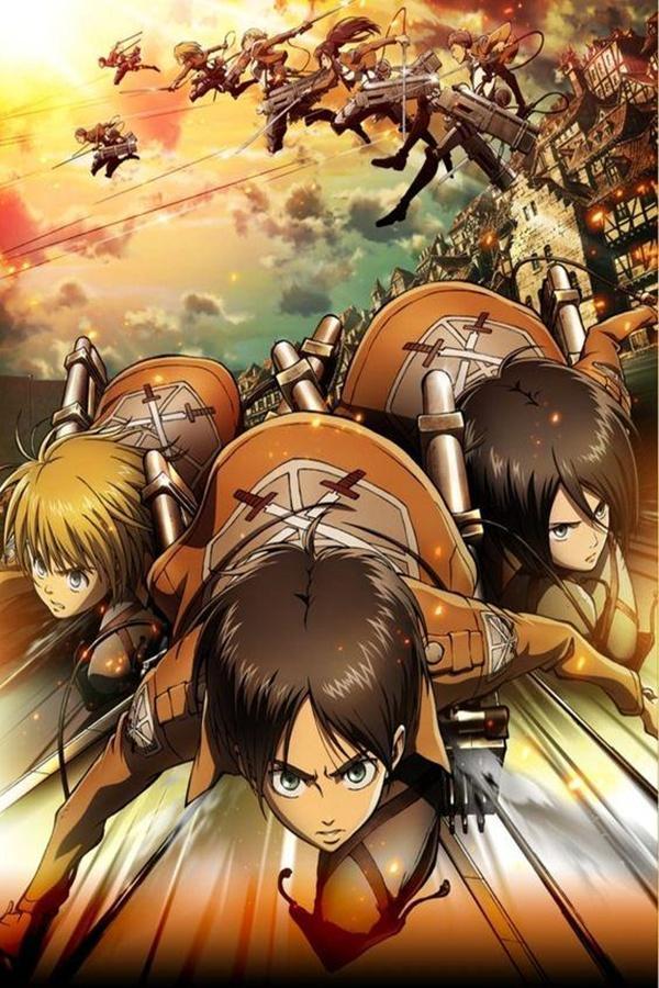 Shingeki No Kyojin Wallpaper Hd For Android Apk Download