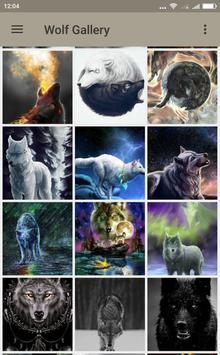 Wolf Wallpapers screenshot 1