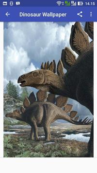 Dinosaur Wallpaper screenshot 1