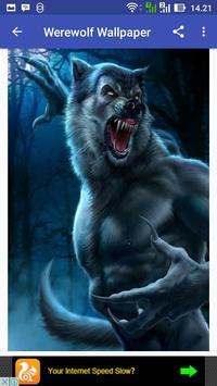 Werewolf Wallpaper screenshot 3