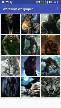 Werewolf Wallpaper poster