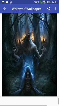 Werewolf Wallpaper screenshot 1