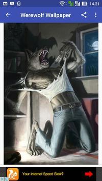 Werewolf Wallpaper screenshot 4