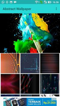 Abstract Wallpaper poster