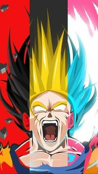 Goku Wallpaper Art screenshot 1