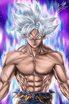 Goku Wallpaper Art screenshot 1