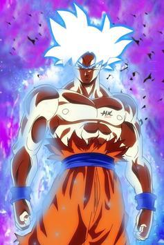 Goku Wallpaper Art screenshot 2