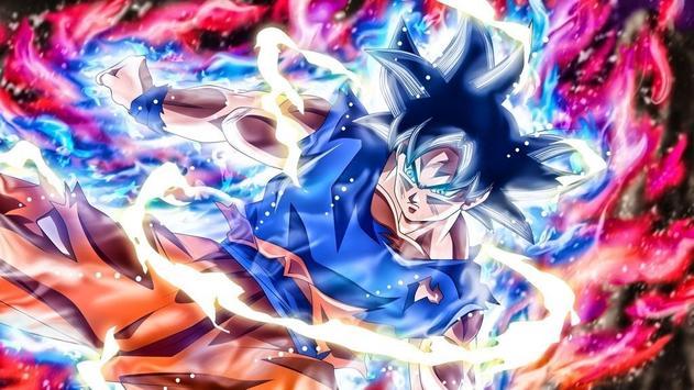 Goku Wallpaper Art screenshot 7
