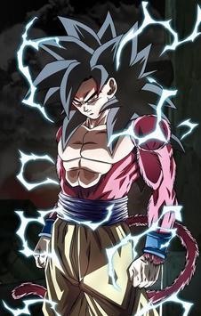Goku Wallpaper Art screenshot 5