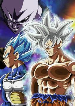 Goku Wallpaper Art screenshot 6