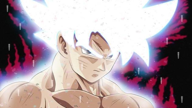 Goku Wallpaper Art screenshot 8