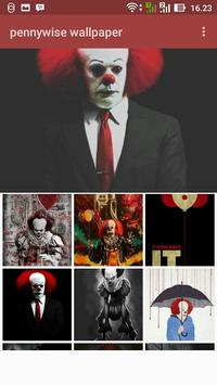 Pennywise Wallpaper poster