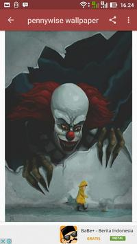 Pennywise Wallpaper screenshot 1