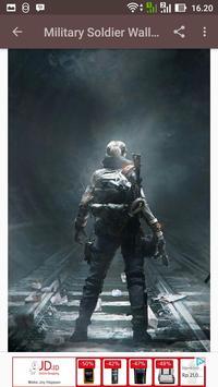 Military Soldier Wallpaper screenshot 3