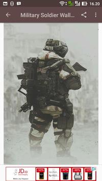 Military Soldier Wallpaper screenshot 2