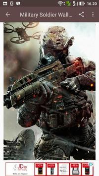 Military Soldier Wallpaper screenshot 7