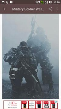 Military Soldier Wallpaper screenshot 4