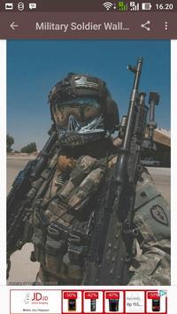 Military Soldier Wallpaper screenshot 5