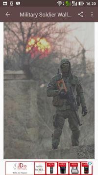 Military Soldier Wallpaper screenshot 6