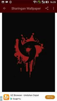 Sharingan Wallpaper screenshot 1