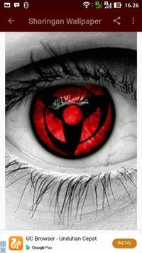Sharingan Wallpaper screenshot 2
